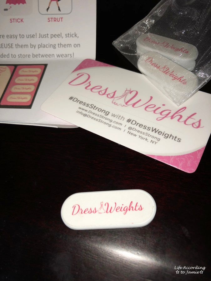 Dress Weights 1