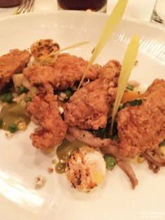 Flying Fish - Buttermilk Marinated Green Circle Chicken