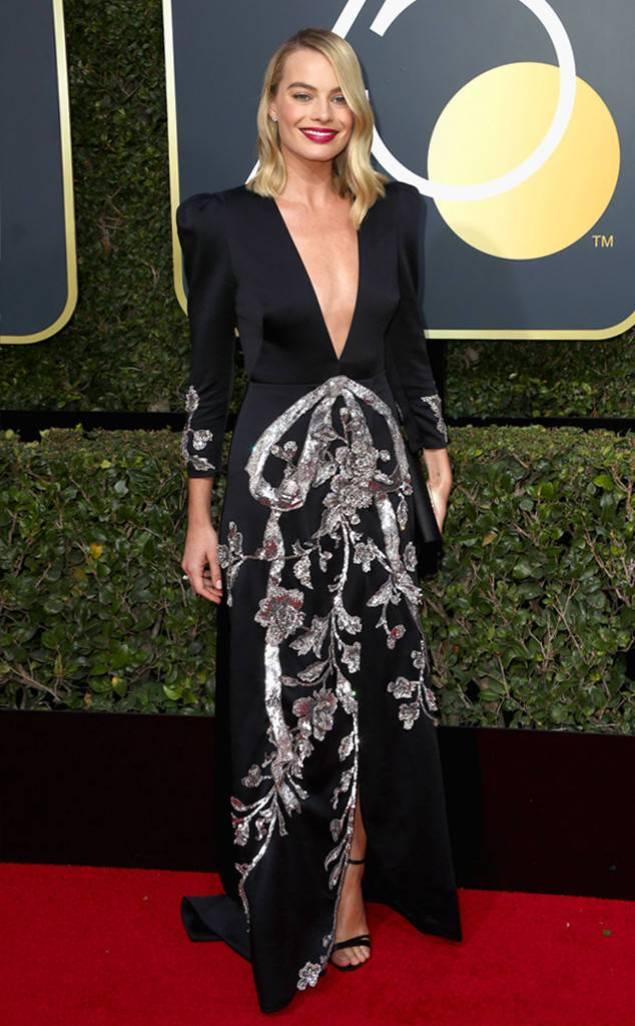 Margot Robbie - Golden Globes