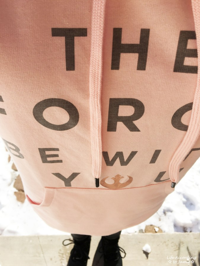 May the Force Be With You - Sweatshirt 4
