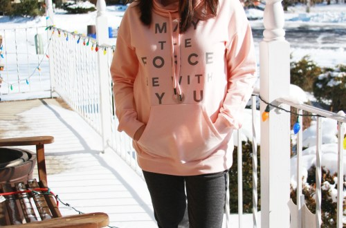 May the Force Be With You - Sweatshirt