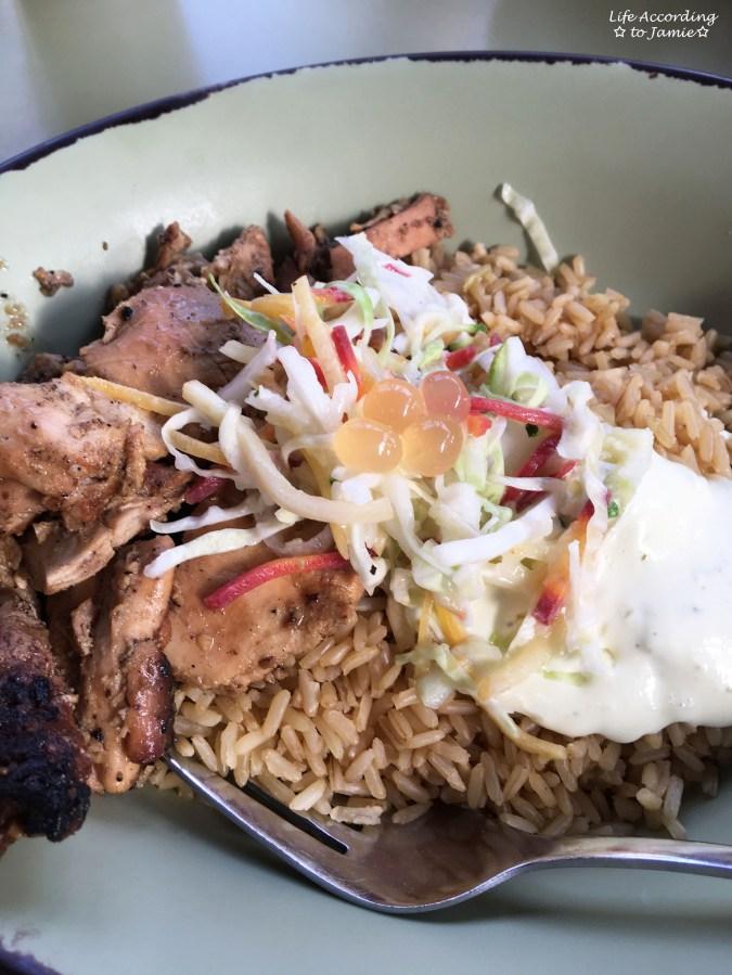Satu'li Canteen - Chopped Wood-Grilled Chicken Bowl