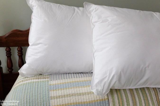 Tommy Bahama Down Alternative Pillows 2