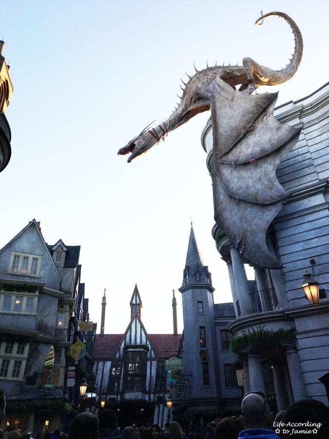 Universal Studios Orlando - Wizarding World of Harry Potter - Diagon Alley 15