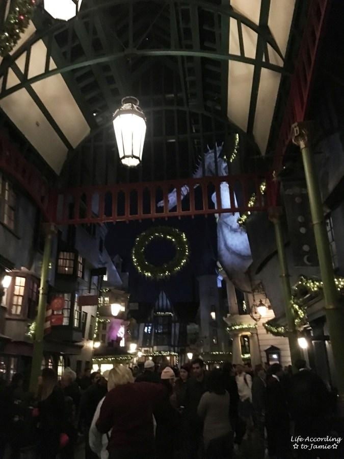 Universal Studios Orlando - Wizarding World of Harry Potter - Diagon Alley 16