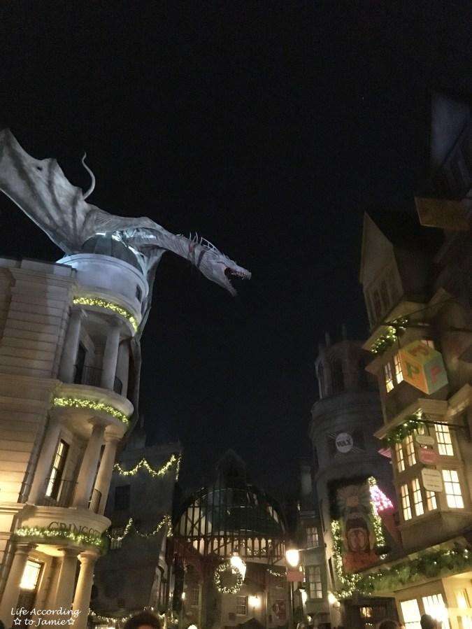 Universal Studios Orlando - Wizarding World of Harry Potter - Diagon Alley 18