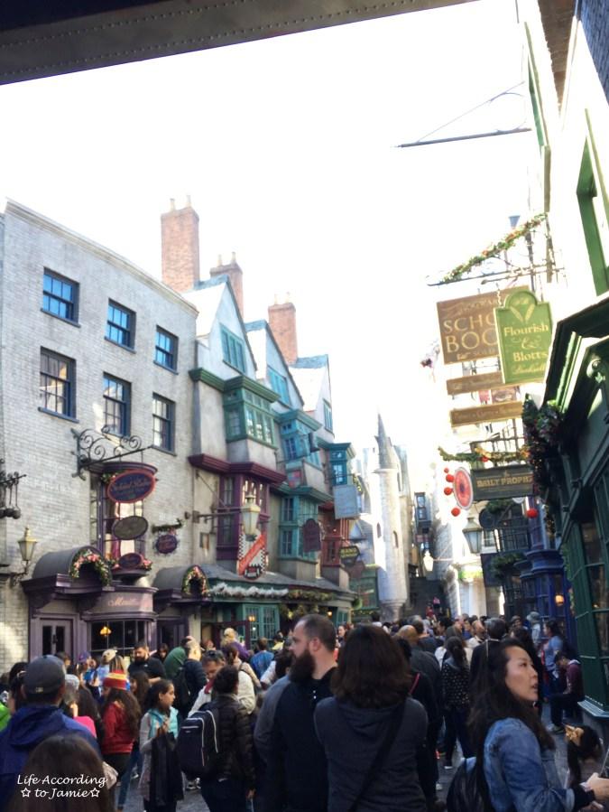 Universal Studios Orlando - Wizarding World of Harry Potter - Diagon Alley 3