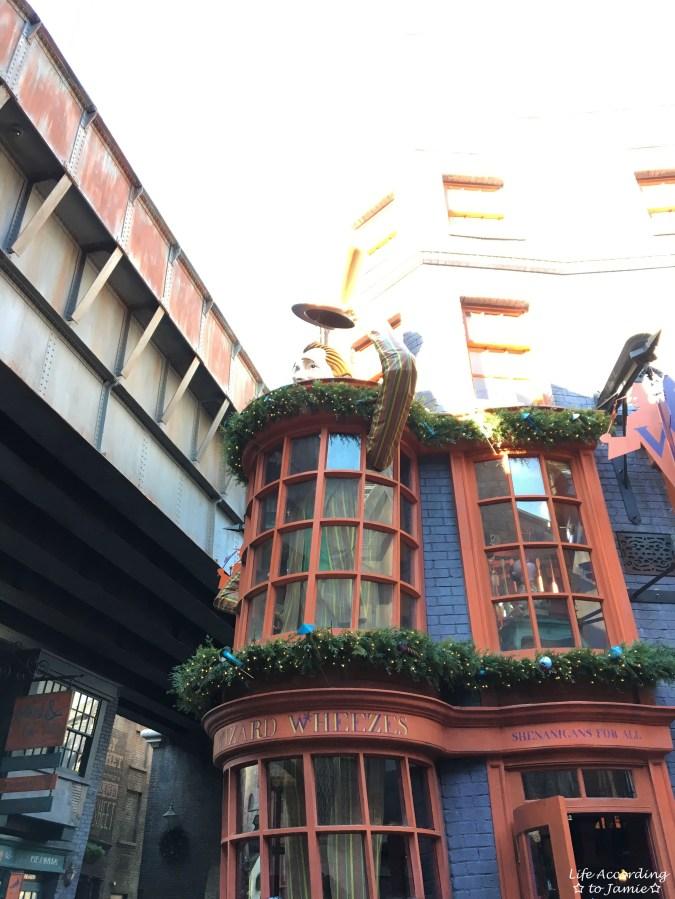 Universal Studios Orlando - Wizarding World of Harry Potter - Diagon Alley 5