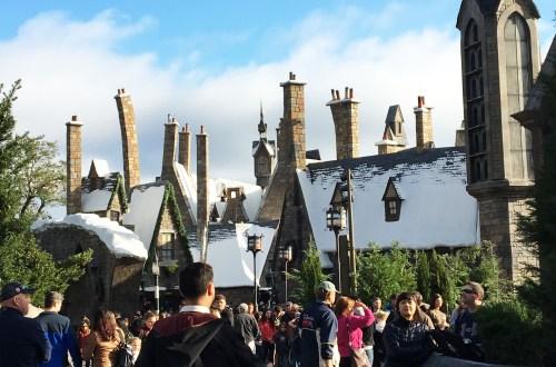 Universal Studios Orlando - Wizarding World of Harry Potter - Hogsmeade
