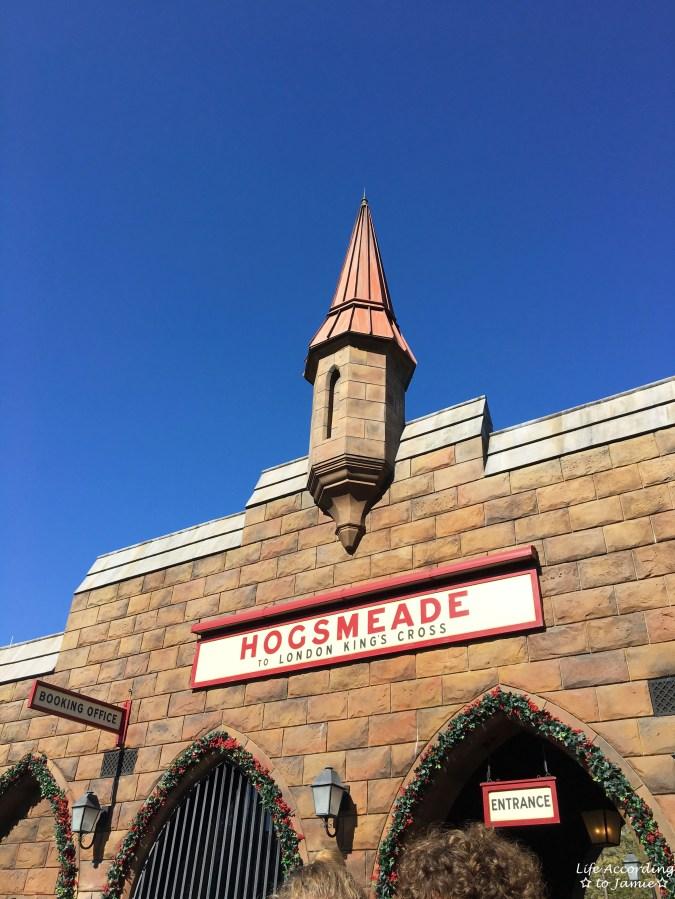 Universal Studios Orlando - Wizarding World of Harry Potter - Hogsmeade Train Station
