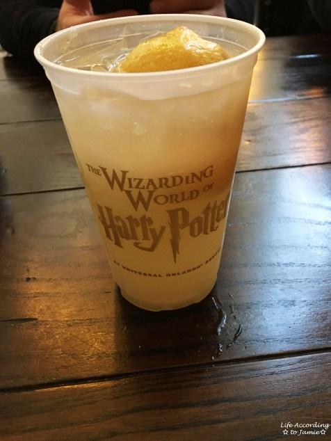 Wizarding World of Harry Potter - Leaky Cauldron - Lemon Squash