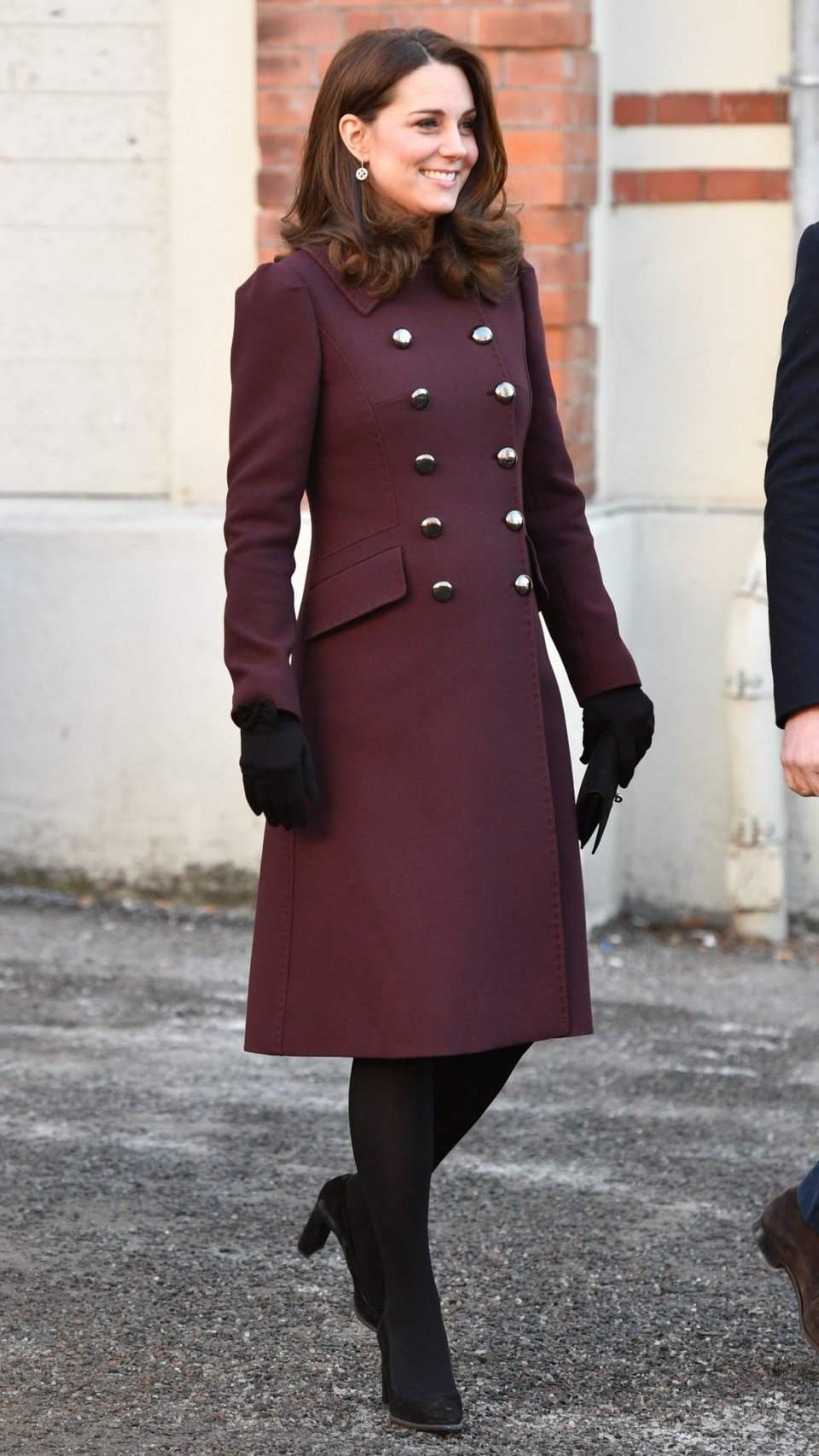 Prince William and Catherine Duchess of Cambridge visit to Norway - 02 Feb 2018
