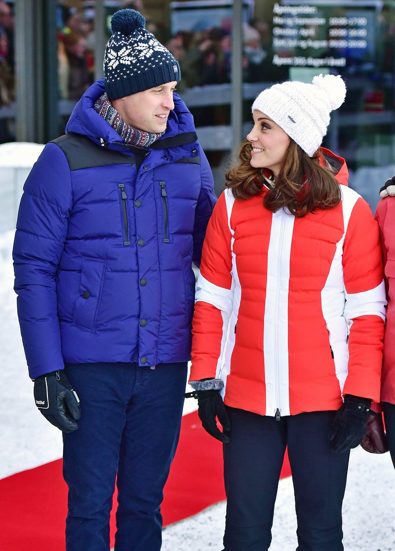 Royal visit to Scandinavia - Day Four