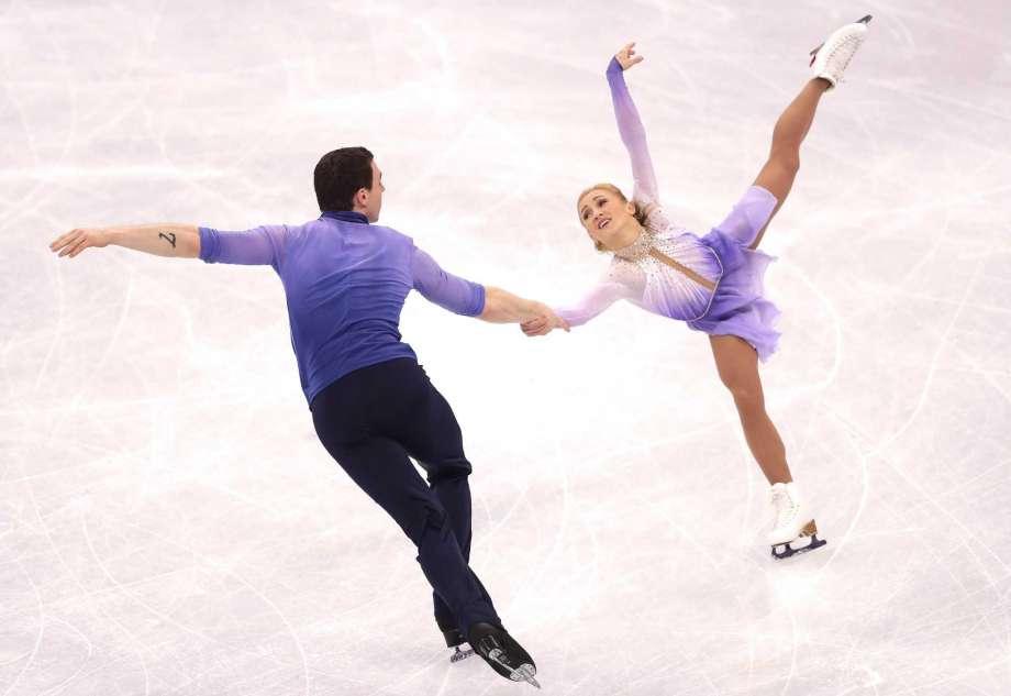 Savchenko & Massot Free Skate Gold