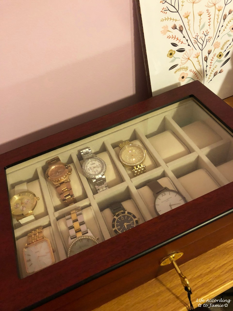 Watch Box 1