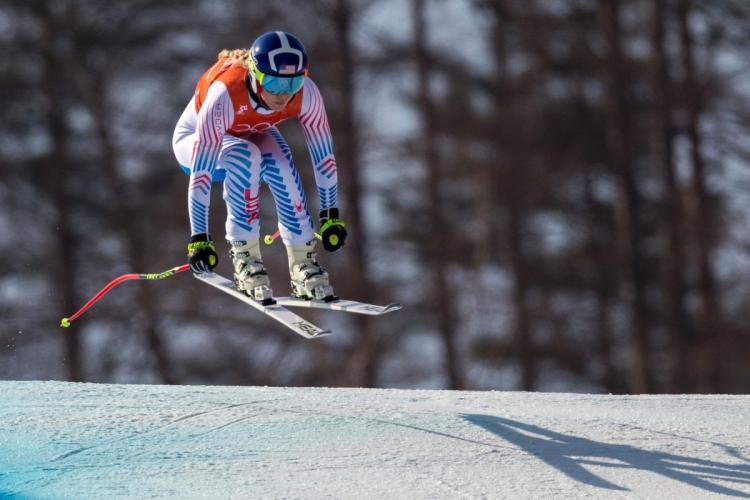 lindsey vonn downhill bronze 1