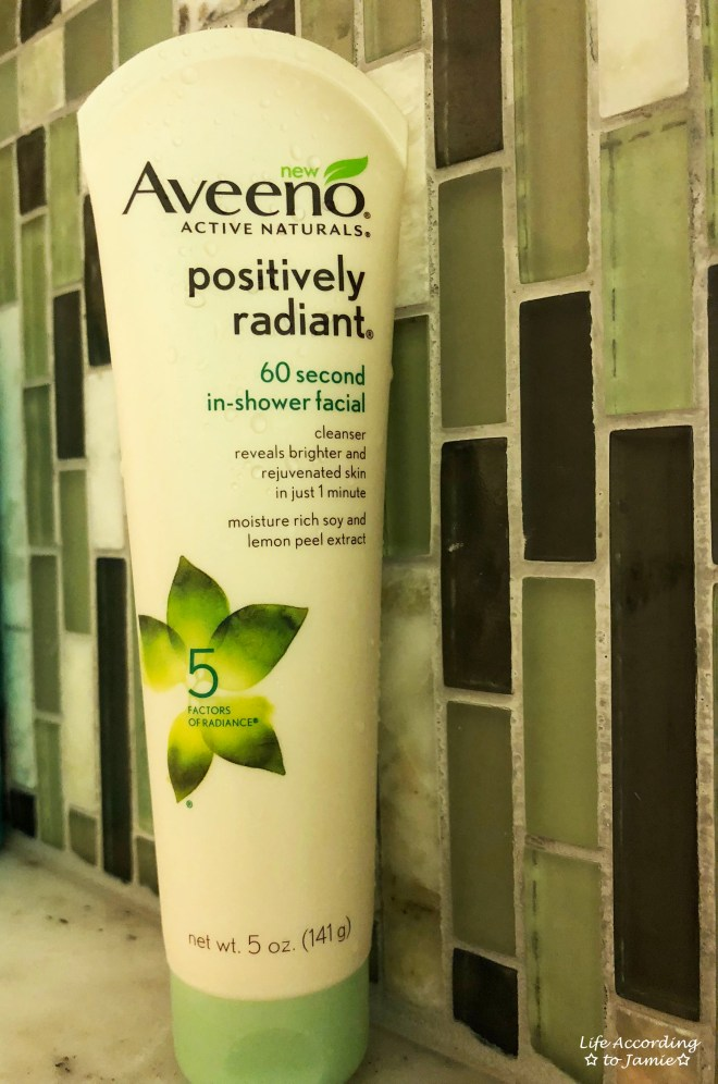 Aveeno 60 Second In-Shower Facial