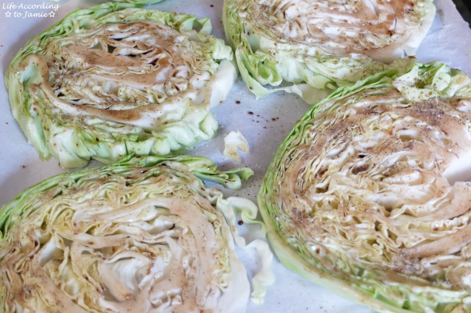 Cabbage Steaks 1