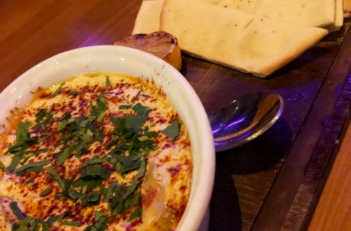 Redstone Grill - Baked Crab Dip