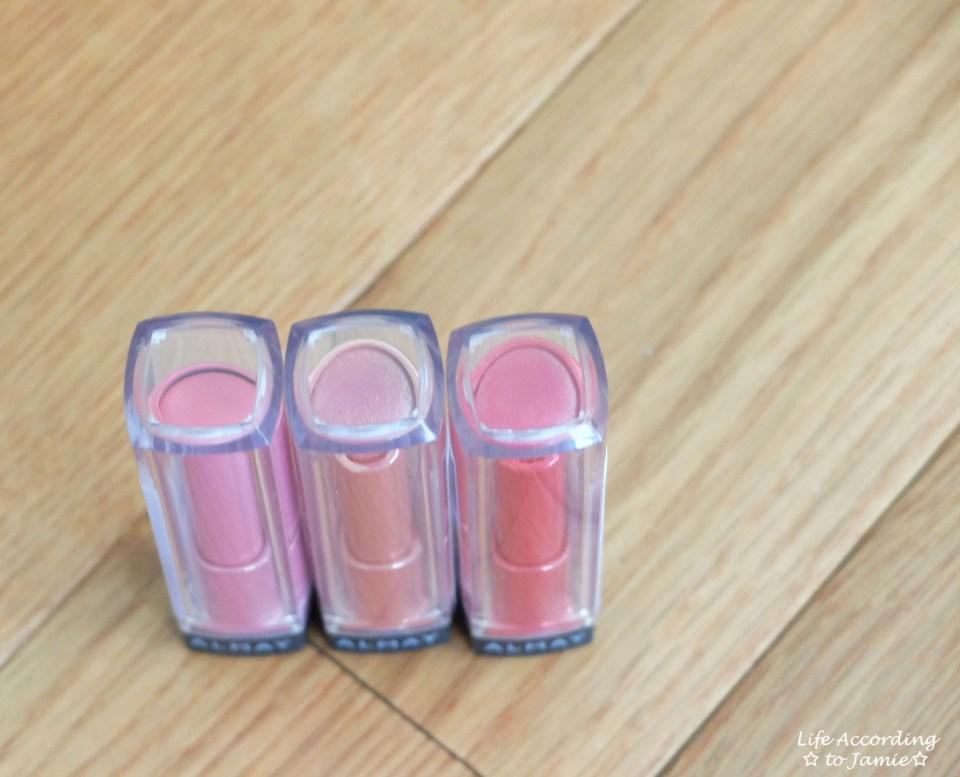 Almay Butter Kiss Lipsticks