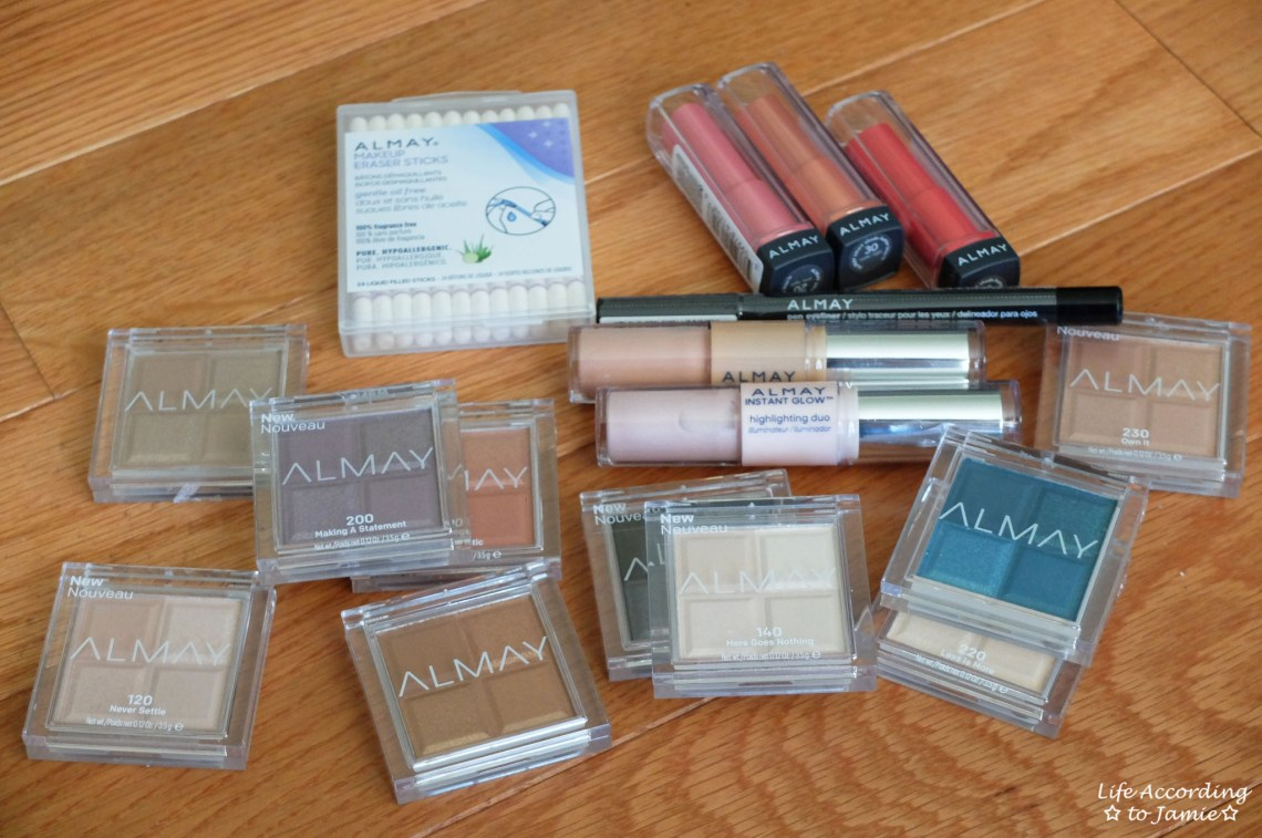 Almay Products