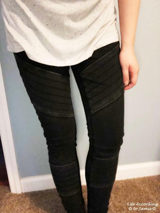 Mossimo Striped Yoga Pants