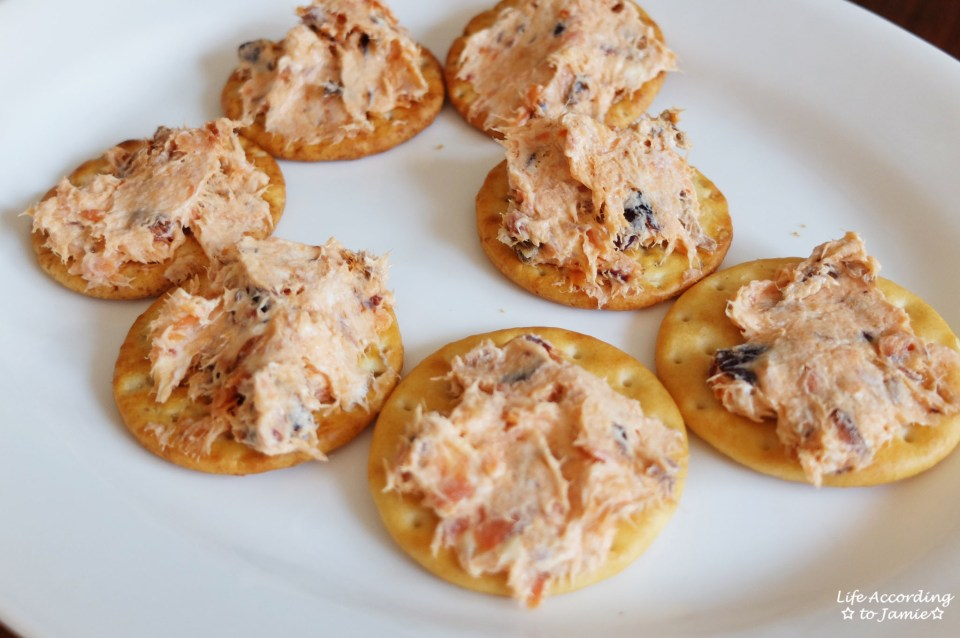 Smoked Salmon Spread 1