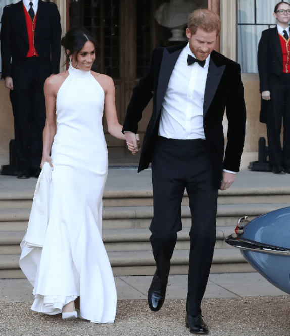 Prince Harry & Meghan Markle - Evening Reception