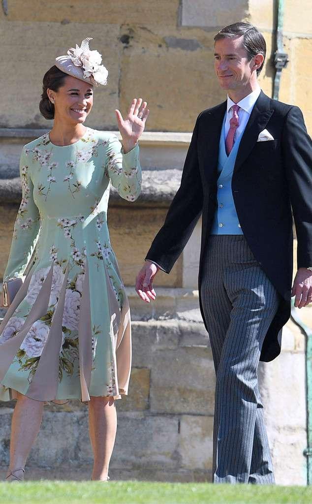 Prince Harry & Meghan Markle Wedding - Pippa Middleton