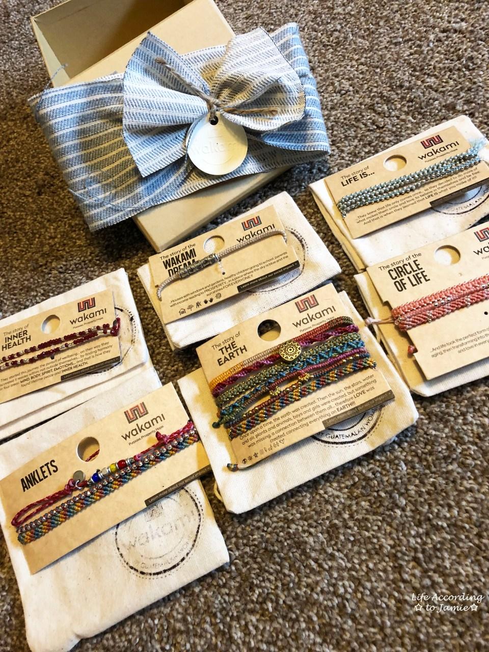 Wakami Bracelets 1