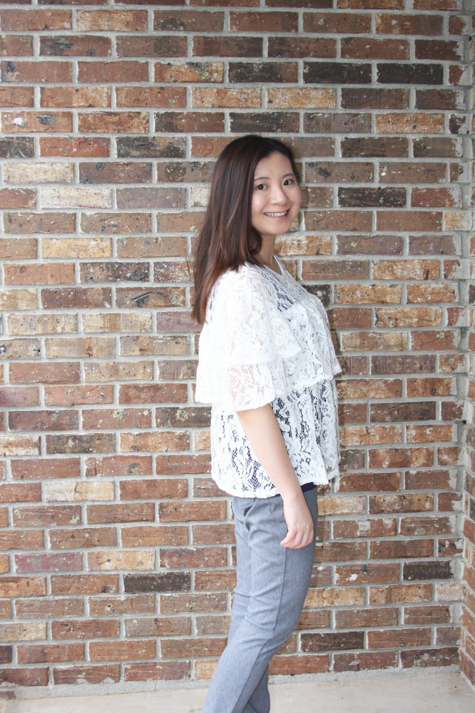Lace Tiered Ruffles 3