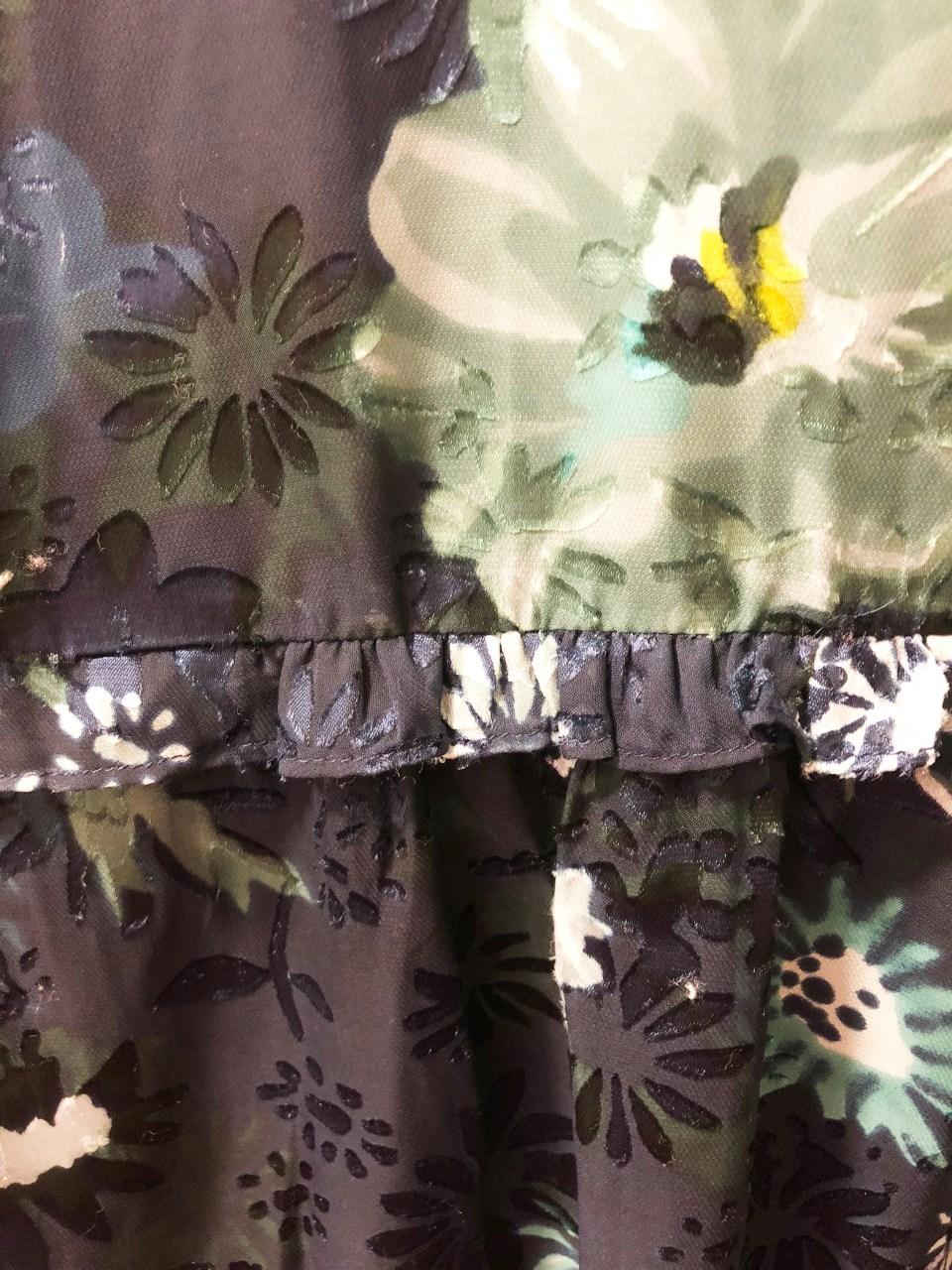 Winter Garden Flounce Dress 11