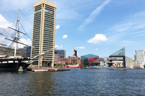 Baltimore - Inner Harbor