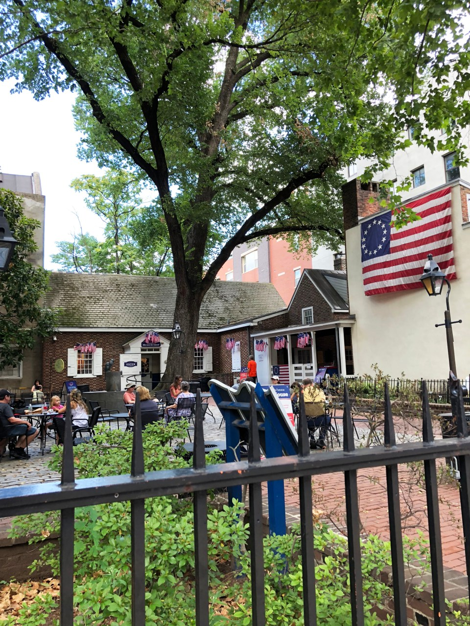 Betsy Ross House 2