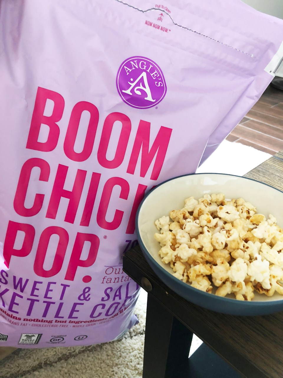 Boom Chicka Pop Kettle Corn