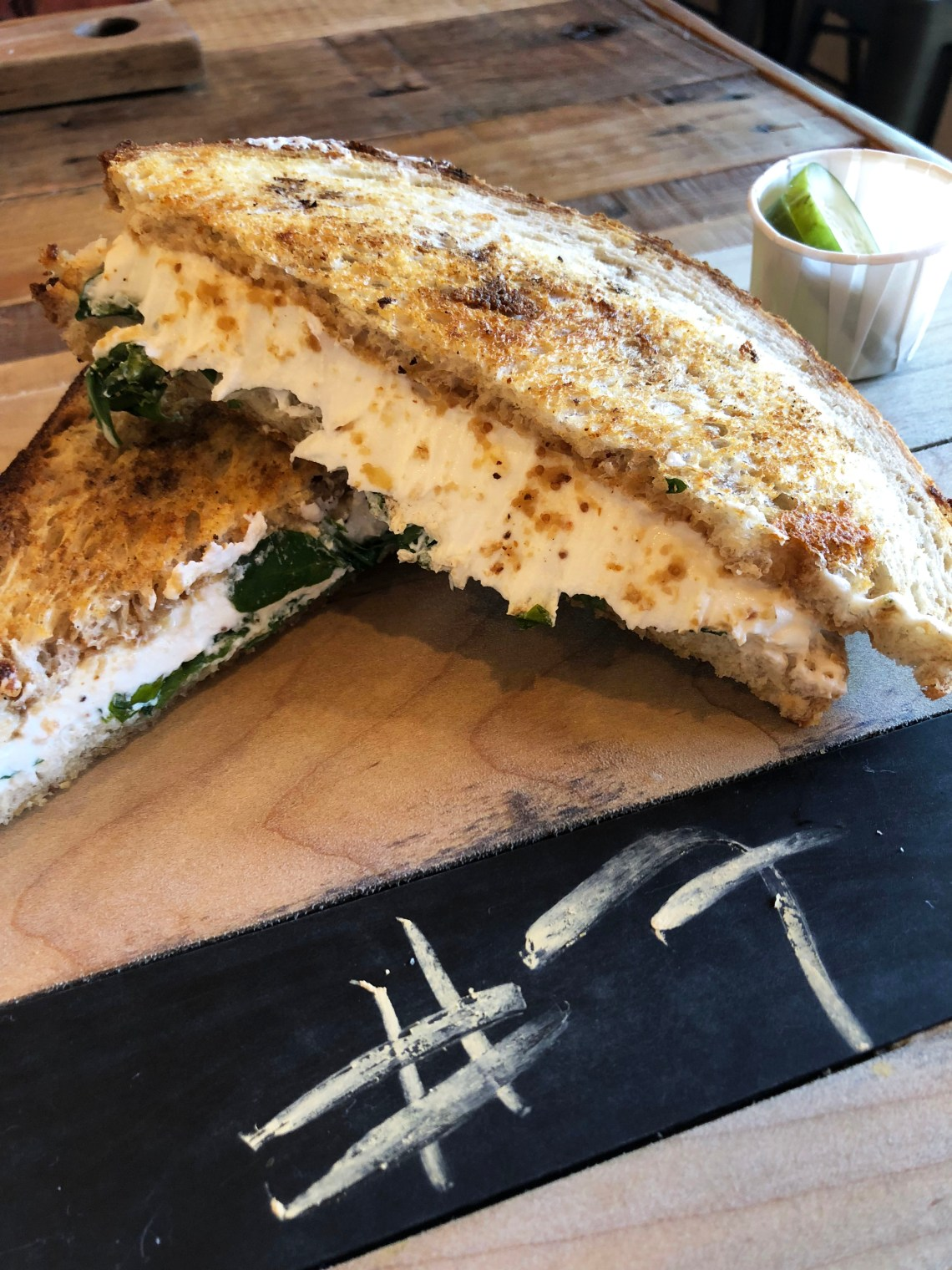 Fromage Grille - Chevre