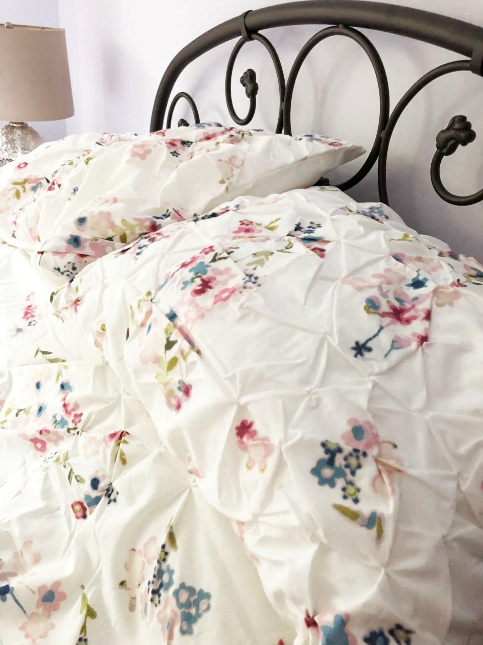 Grafton Bed + Origama Comforter 1