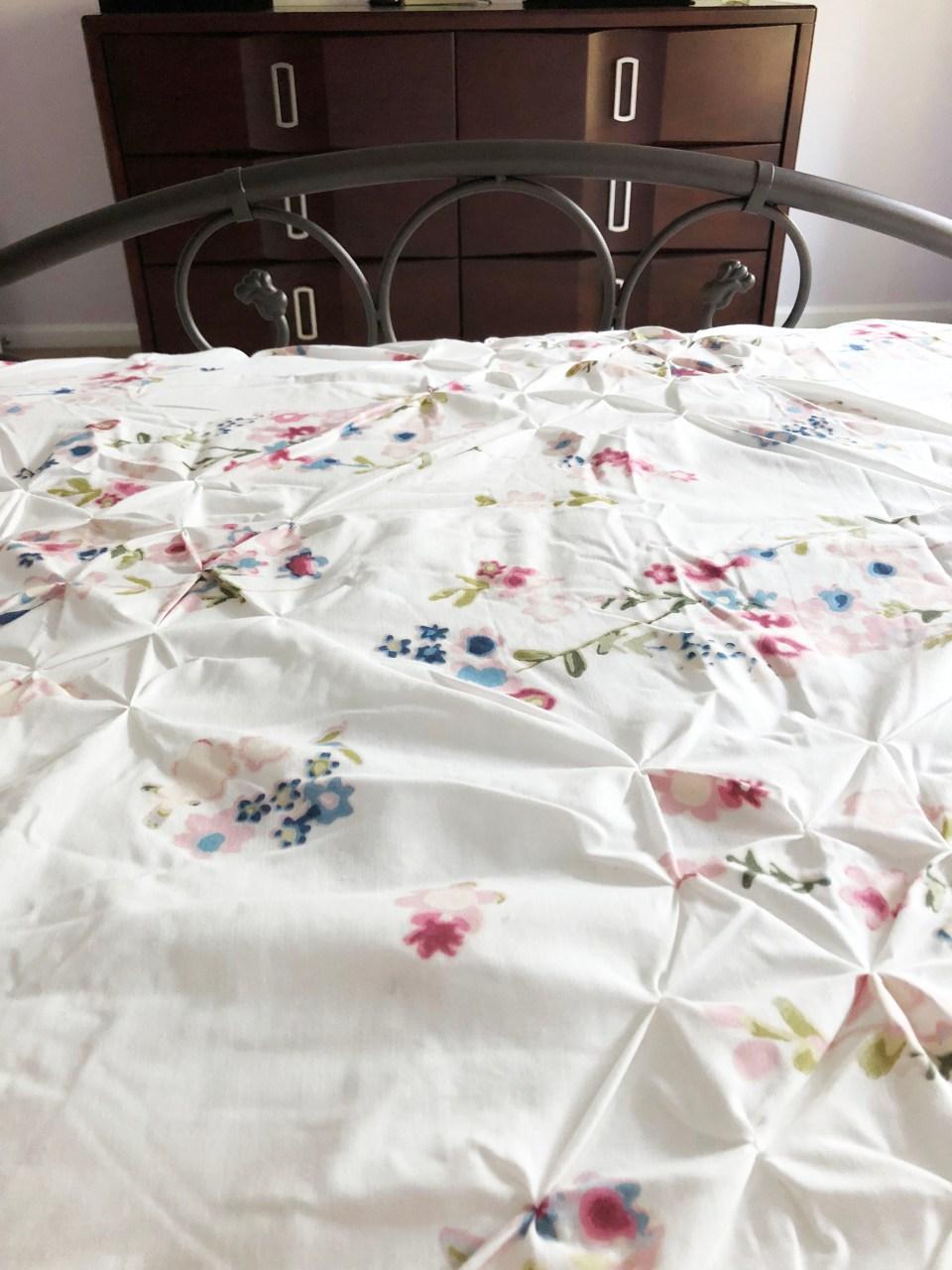 Grafton Bed + Origama Comforter 2