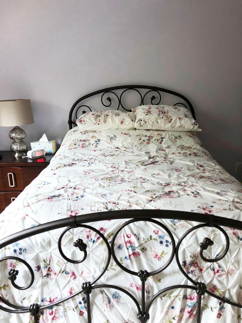 Grafton Bed + Origami Comforter 4