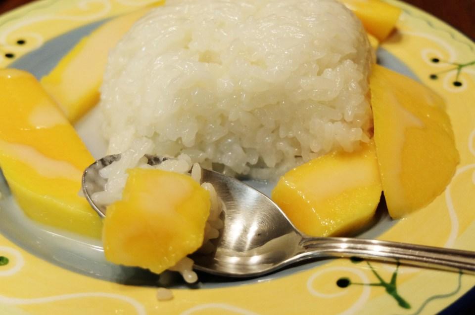 Mango Sticky Rice 5