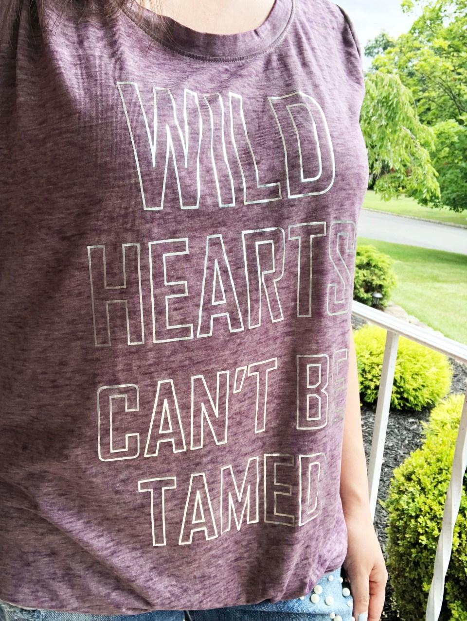 Wild Hearts tee 10