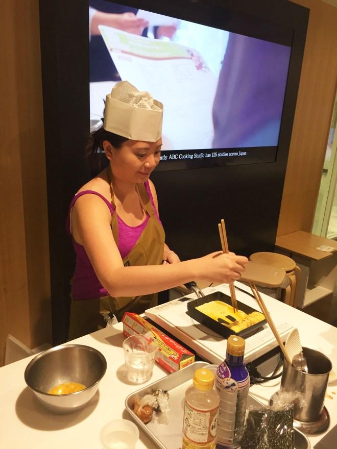 ABC Cooking Studio - egg omelet 1