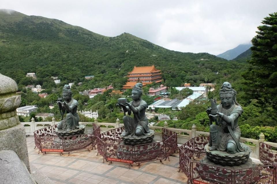 Big Buddha - Lantau Island 1