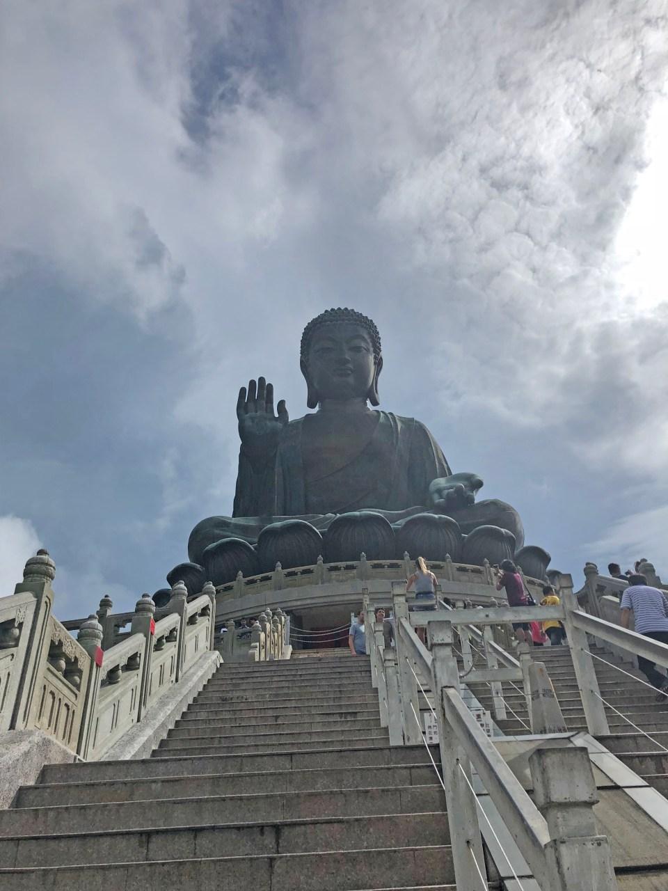 Big Buddha - Lantau Island 13