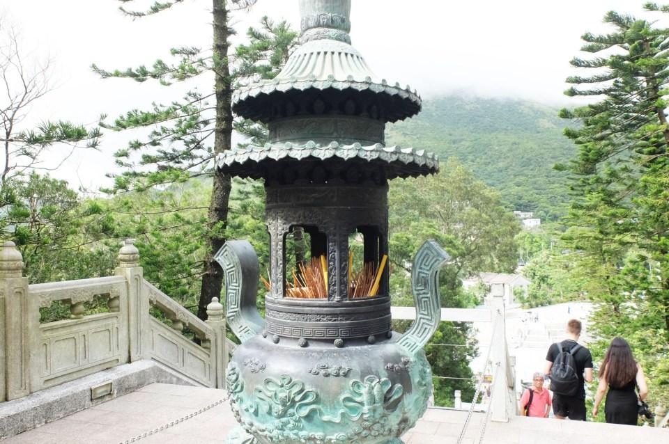 Big Buddha - Lantau Island 9