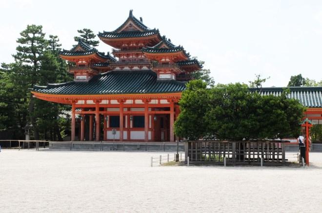 Heian Jingu Shrine 3