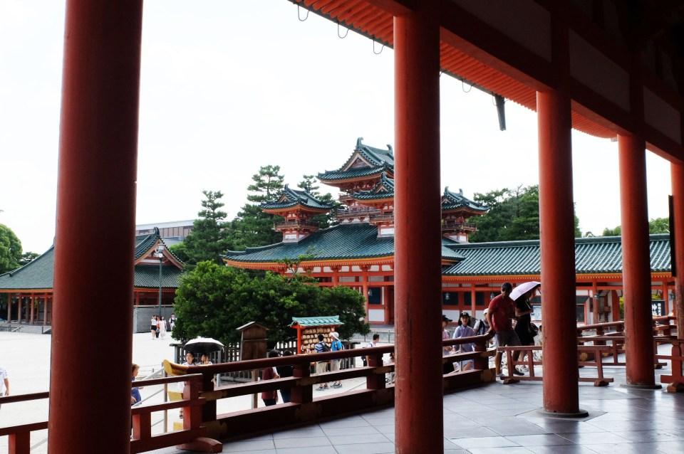 Heian Jingu Shrine 5