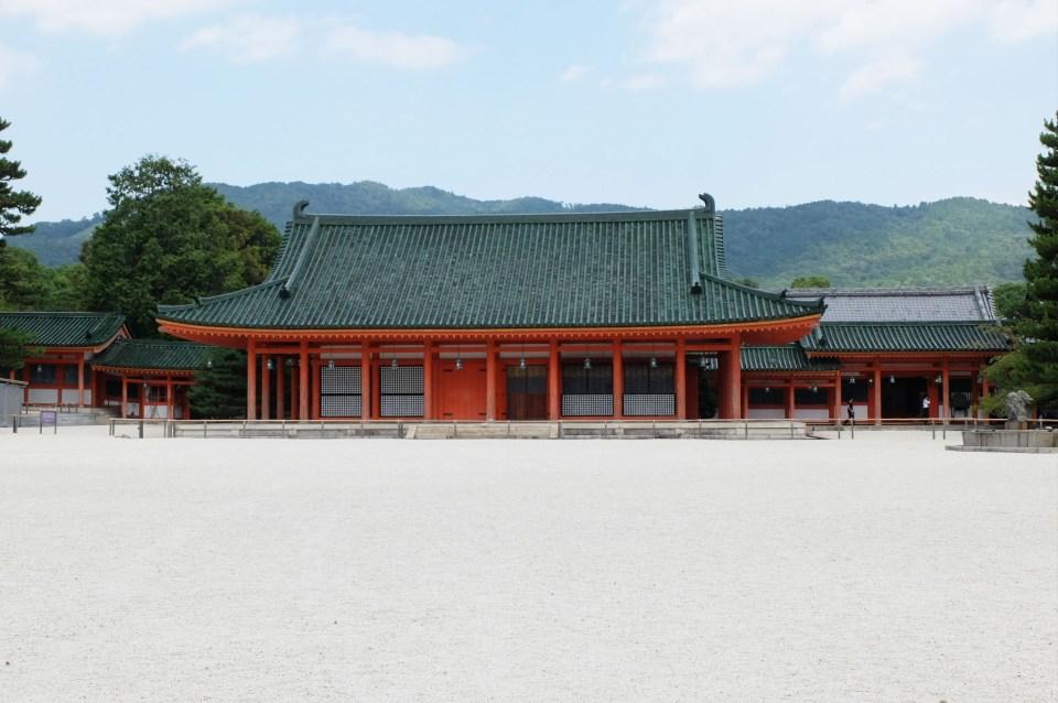 Heian Jingu Shrine 7