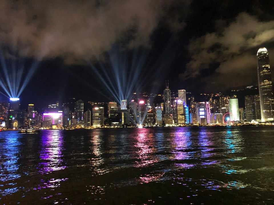 Hong Kong - Symphony of Lights 2