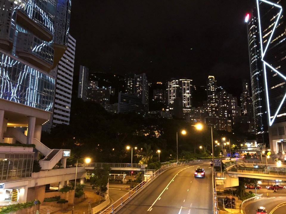 Hong Kong - night 1